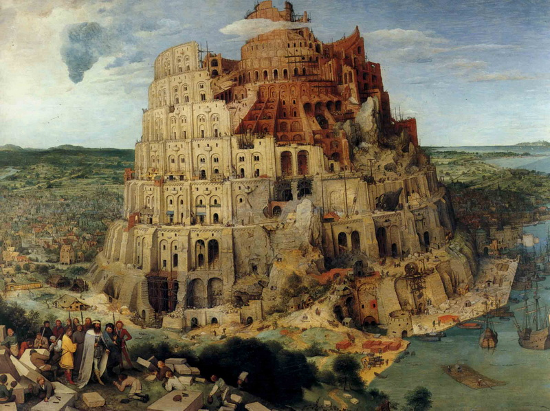 Pieter-Bruegel-the-Elder-The-Tower-of-Babel